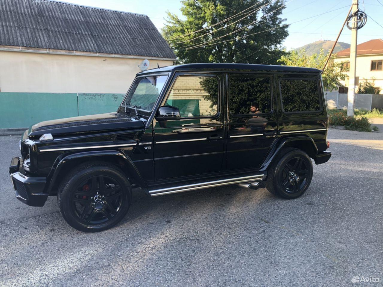 Mercedes-Benz G-класс, 2002  89682727013 купить 2