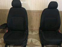 Передние сиденья KIA RIO