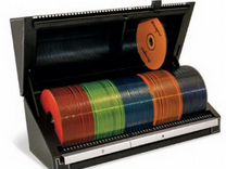 Стойки, полки, портмоне для хранения CD\DVD