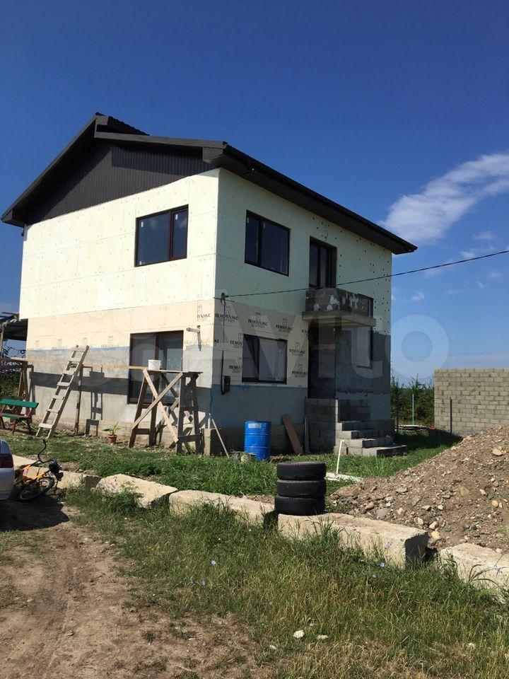 Дом 160 м² на участке 6 сот.  89654571150 купить 1