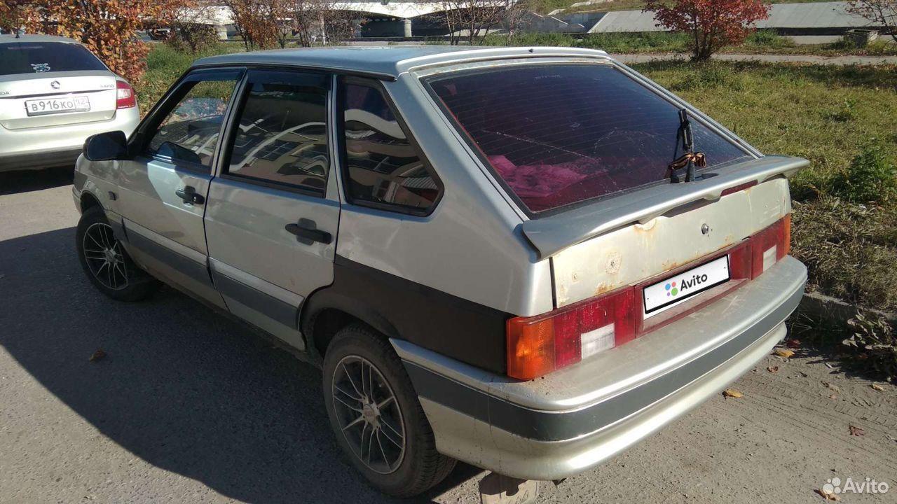 ВАЗ 2114 Samara, 2007  89613349363 купить 1