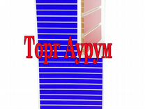 Экономпанели пвх 2400*1200 мм(Цвет:Синий)