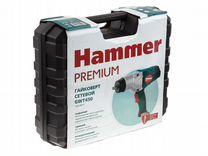 Гайковерт hammer GWT450 Premium — Ремонт и строительство в Санкт-Петербурге