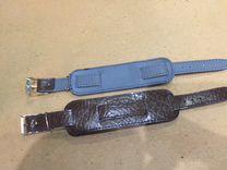 Ремешки с напульсником 16 мм браслеты нерж 20 СССР