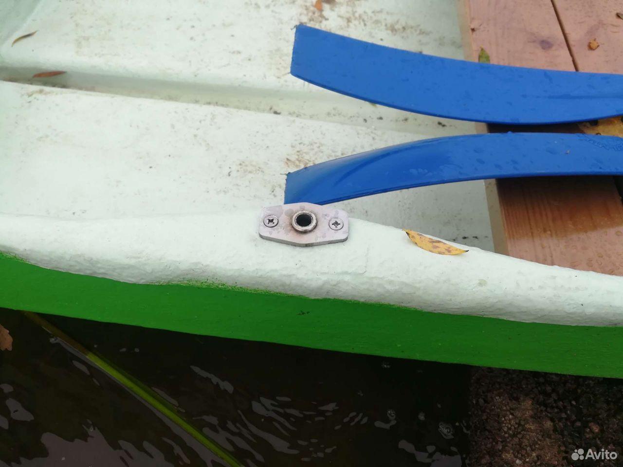Лодка пелла фиорд