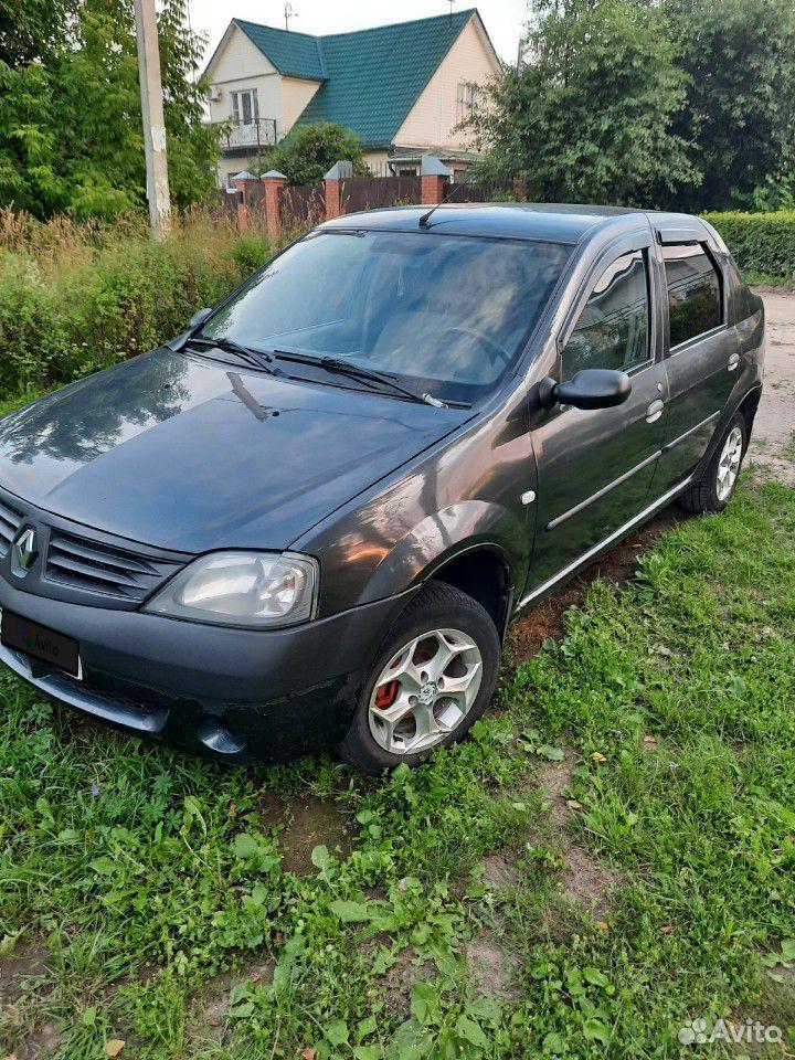 Renault Logan, 2008  89612447193 купить 1
