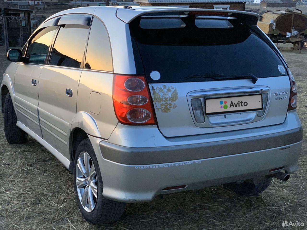 Toyota Nadia, 2000  89644602536 купить 3