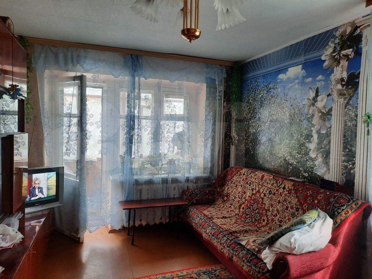 1-к квартира, 31 м², 4/5 эт.  89617608783 купить 1