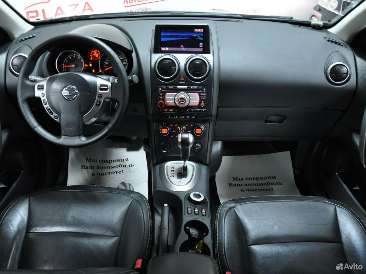Nissan Qashqai+2, 2008  88129217457 купить 5
