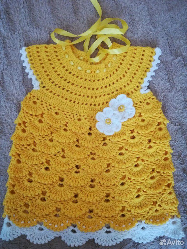 Платье вязаное  89109901928 купить 1