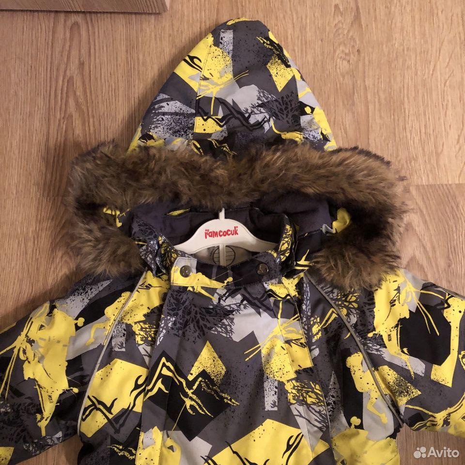 Зимний комбинезон Huppa  89500441022 купить 6