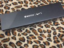 Apple Watch Nike+ Series 4 GPS 40mm белый ремешок