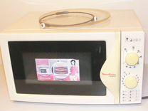 Микроволновая печь Moulinex компактная с грилем