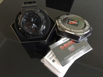 Часы Casio G-Shock GA-120BB-1AER (Japan)
