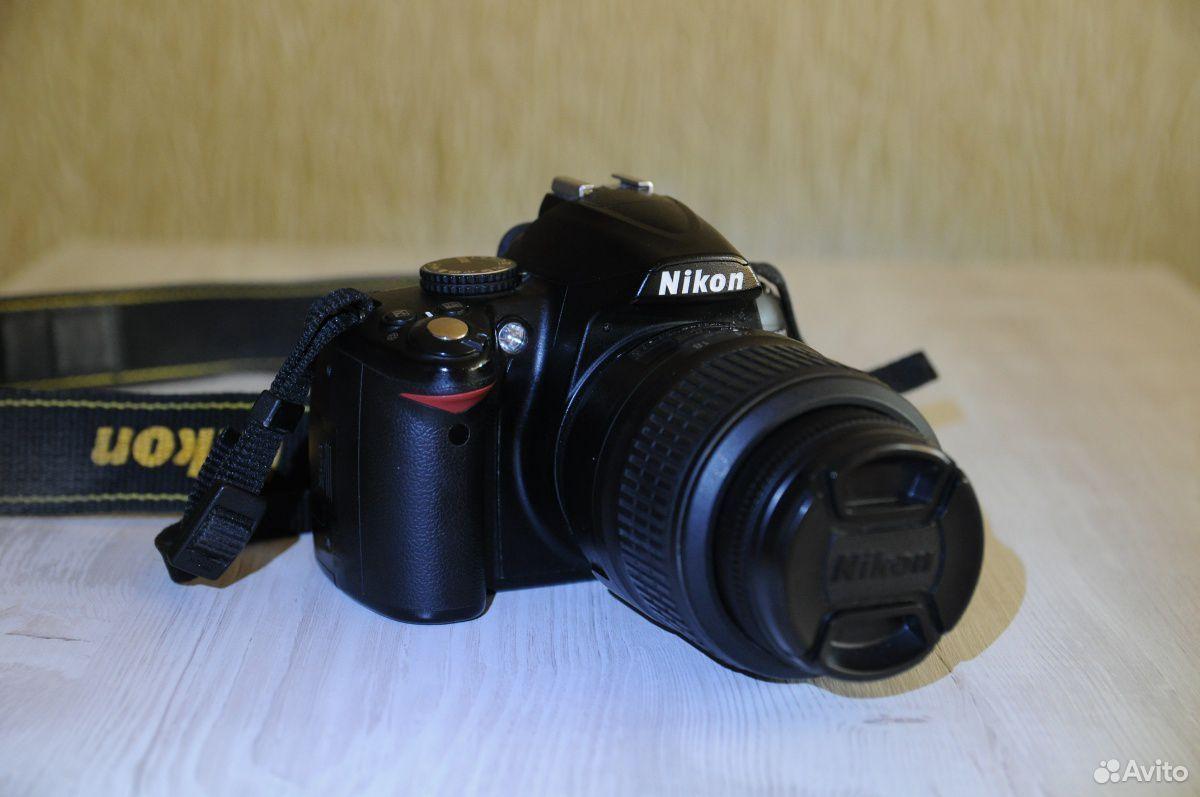 Зеркальный фотоаппарат Nikon d3000  89539538882 купить 2
