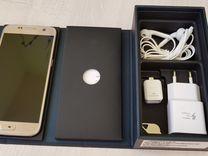 SAMSUNG Galaxy S7 Ослепительная платина