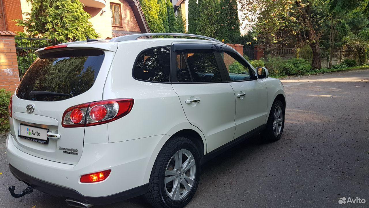 Hyundai Santa Fe, 2010  89097956613 купить 6