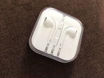 Наушники earpods (оригинал)