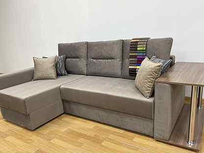 Новый угловой диван с бесплатной доставкой