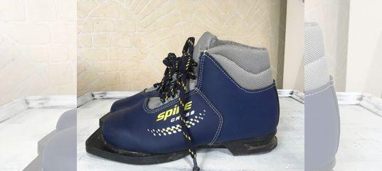 Ботинки лыжные купить в Свердловской области на Avito — Объявления на сайте  Авито f355df67dd0