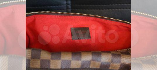Сумка женская Louis Vuitton Evora Damier, оригинал купить в Москве на Avito  — Объявления на сайте Авито de6bb26495a