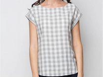 Новая футболка-блуза