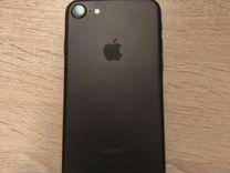Продаю iPhone 7 32gb чёрного цвета