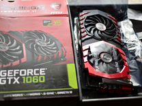 MSI GeForce GTX 1060 gaming X (GTX 1060 gaming X3) — Товары для компьютера в Самаре