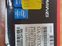I7 4790k, 16gb, gigabyte z97x gaming 5, кулер — Товары для компьютера в Тюмени