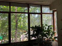 Окна на балкон деревянные