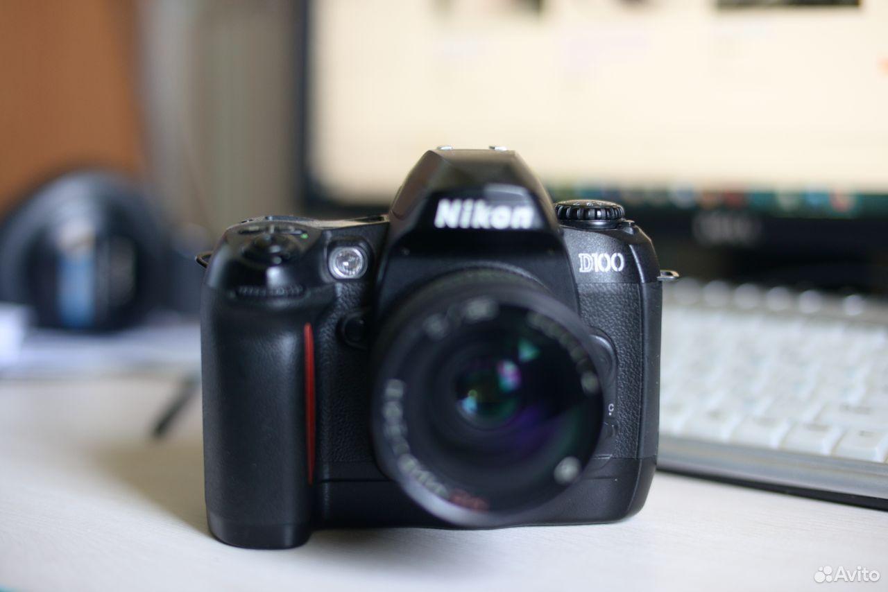 Цифровая зеркалка Nikon D100 (тушка)  89038702284 купить 2