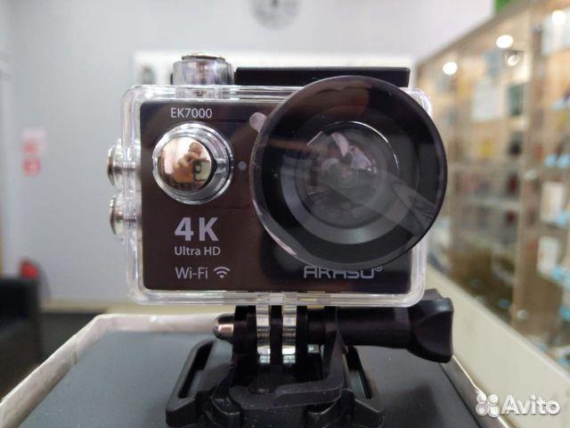 Экшн камера UltraHD 4K Akaso  89950862490 купить 1