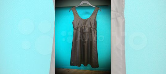 791a832de0d Маленькое черное платье атласное купить в Московской области на Avito —  Объявления на сайте Авито