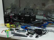 Радиоуправляемые вертолеты E-sky 3D Lama