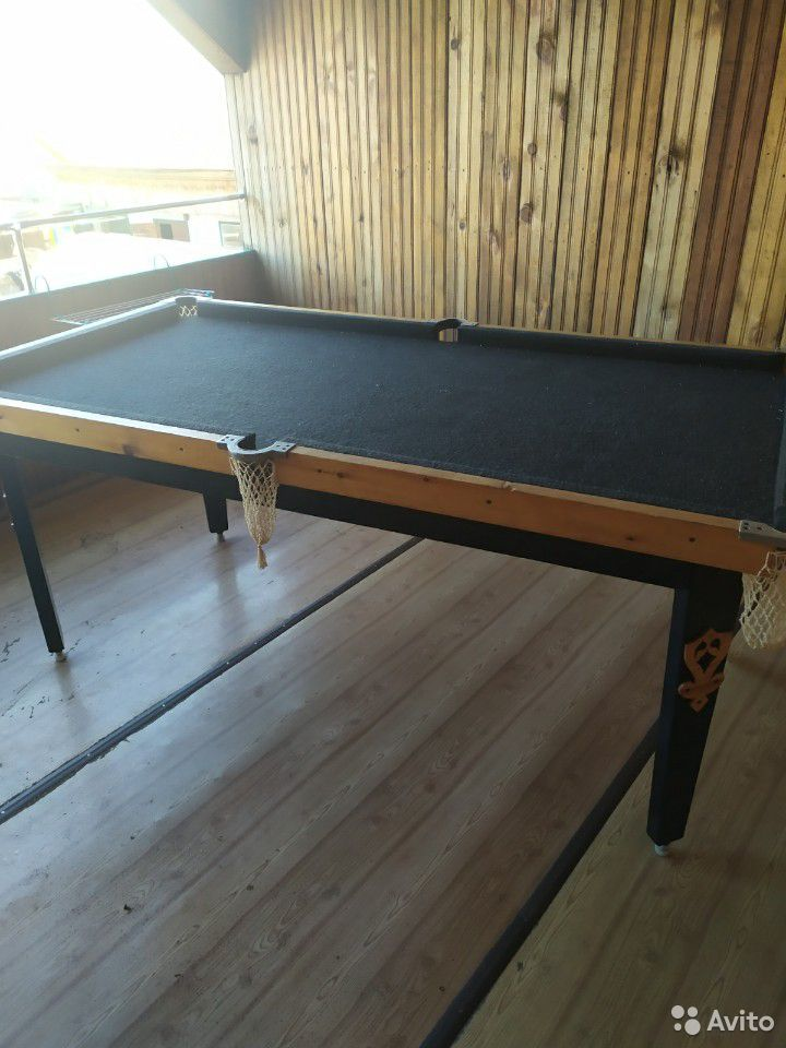 Бельярдный стол