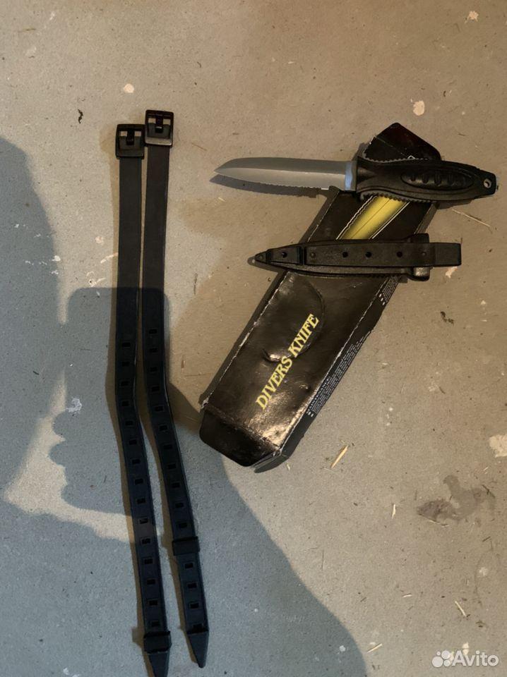 Гидрокостюм, ласты, носки, нож  89208555333 купить 3
