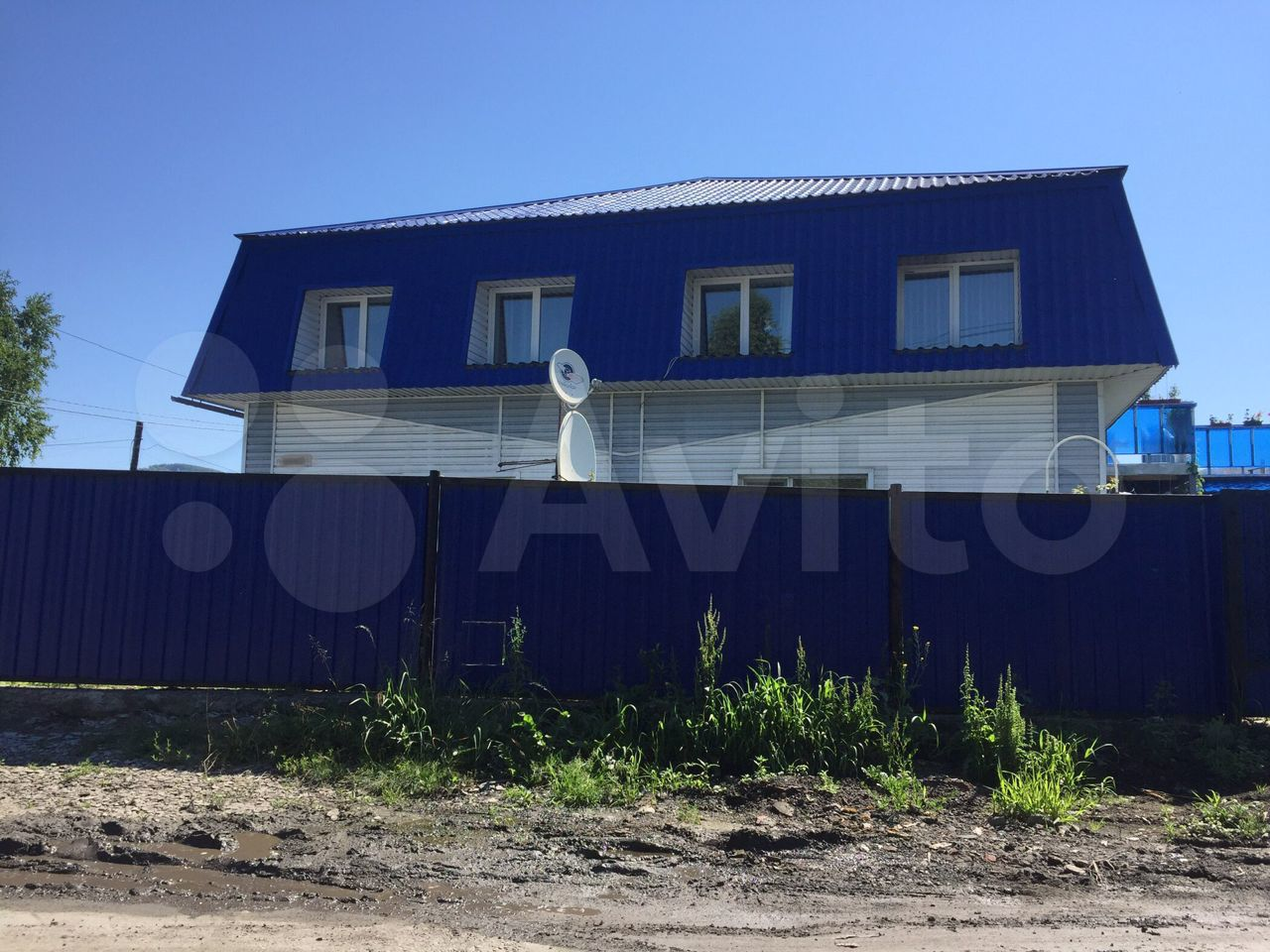 Дом 200 м² на участке 10 сот.  89095072971 купить 3
