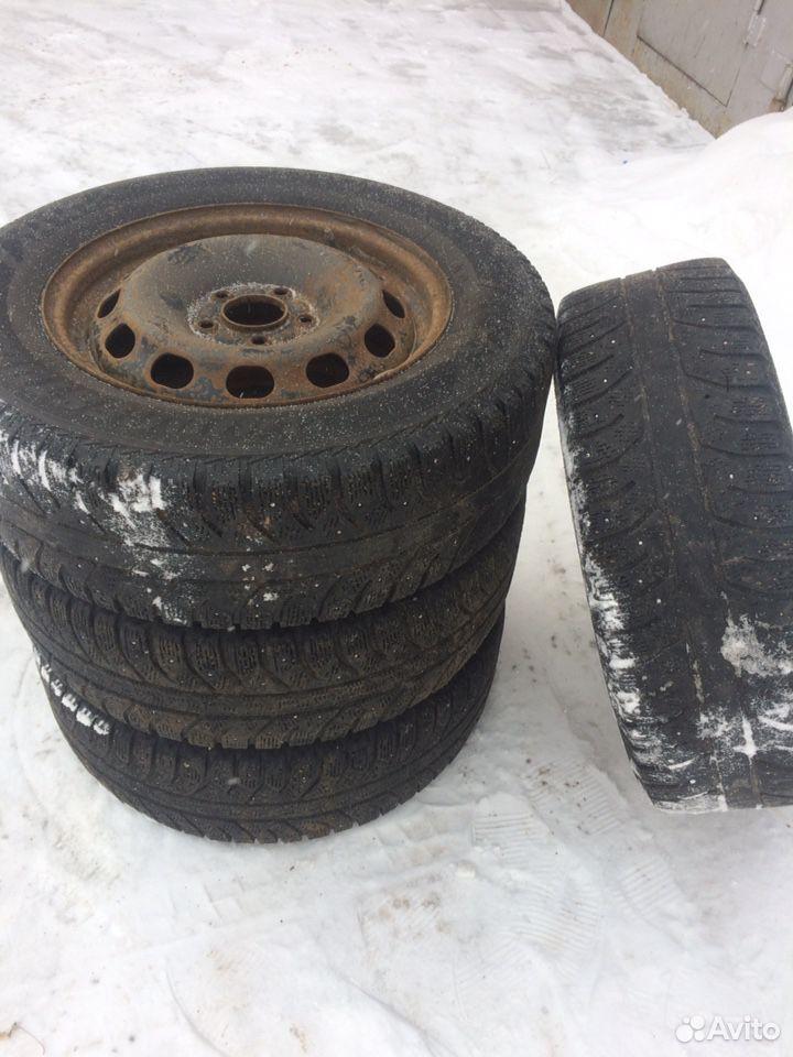 Комплект зимних колес р15  89225695924 купить 3