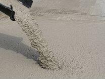 Бетон, песко-бетон, раствор