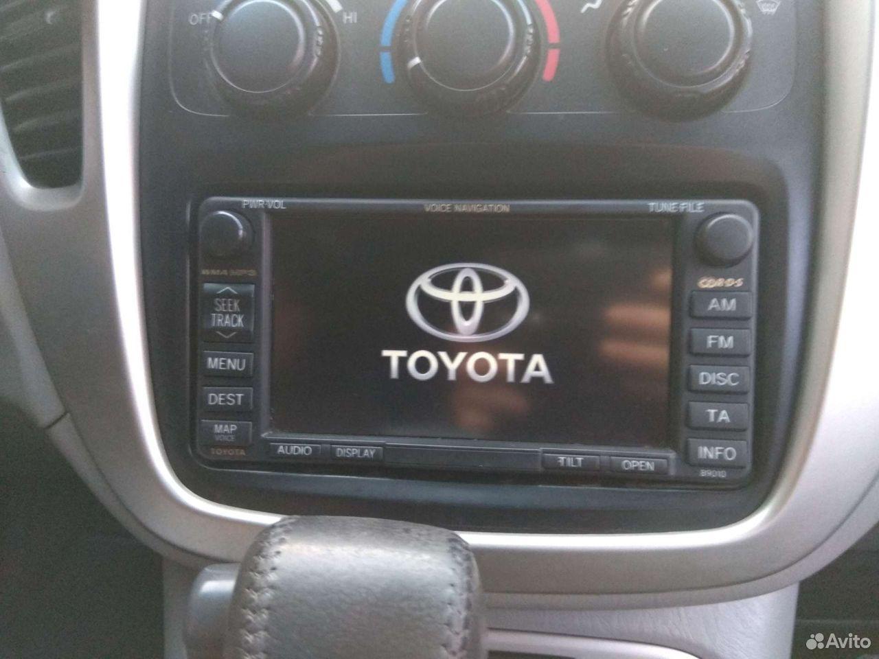 Магнитола Toyota 08662-00910  89245080041 купить 2