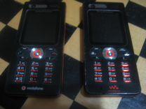 Sony Ericsson W880i (2Мрх, 3G, Bluetooth, microMS)