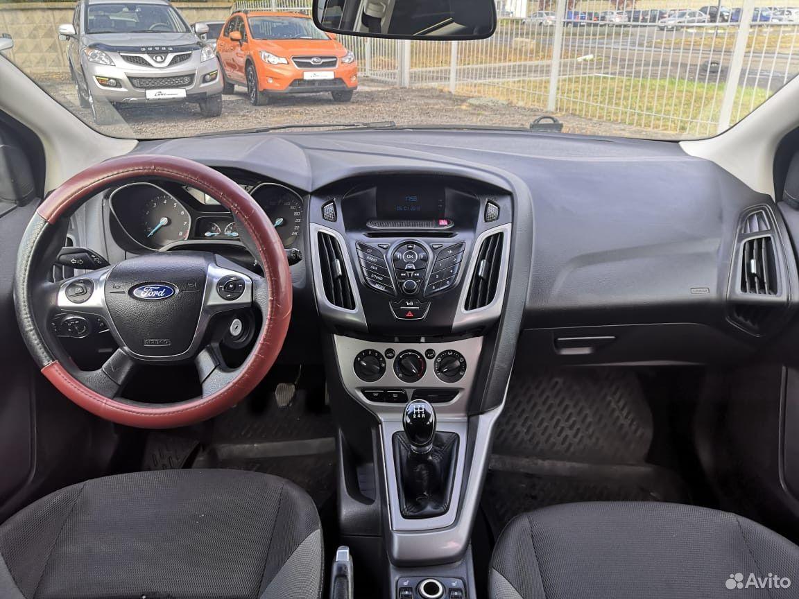 Ford Focus, 2013  84722429235 купить 10