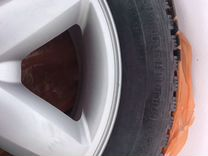 Комплект зимних колёс r17