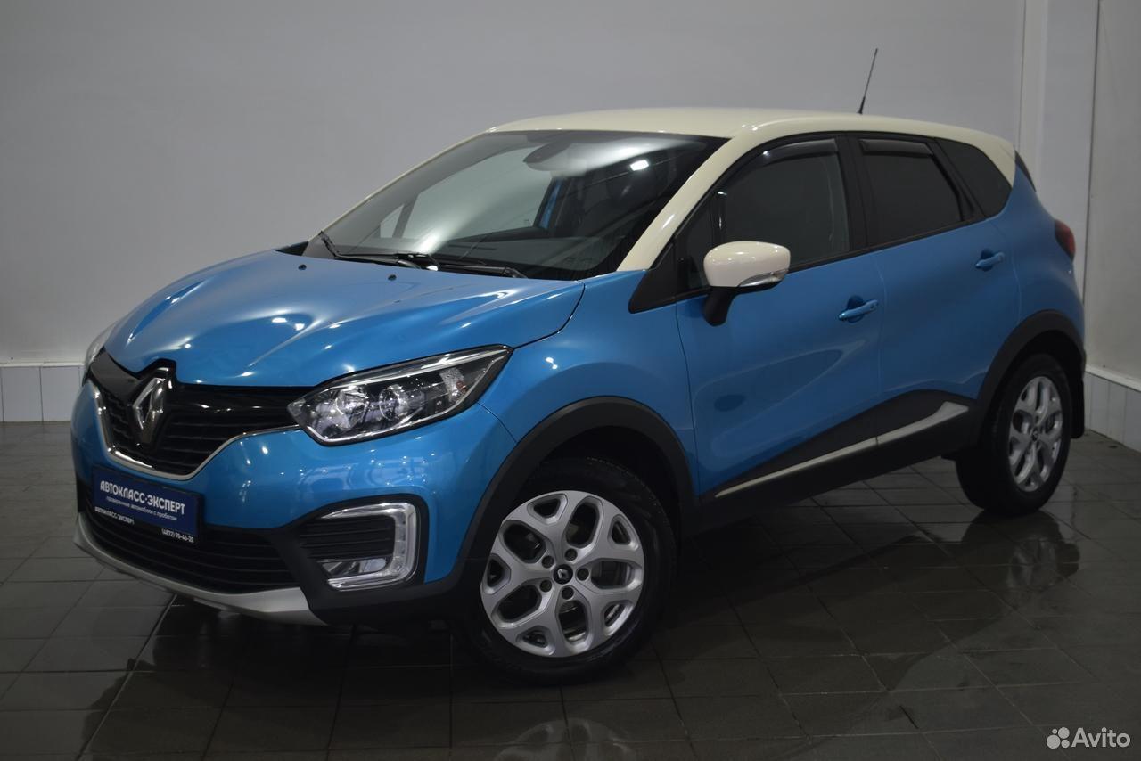 Renault Kaptur, 2016  84872337047 купить 1
