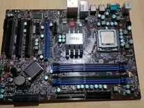Msi p43-c51 4xddr e