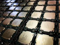 Процессоры C2D,i3/i5/i7 апгрейд 1155/50 + Xeon E5