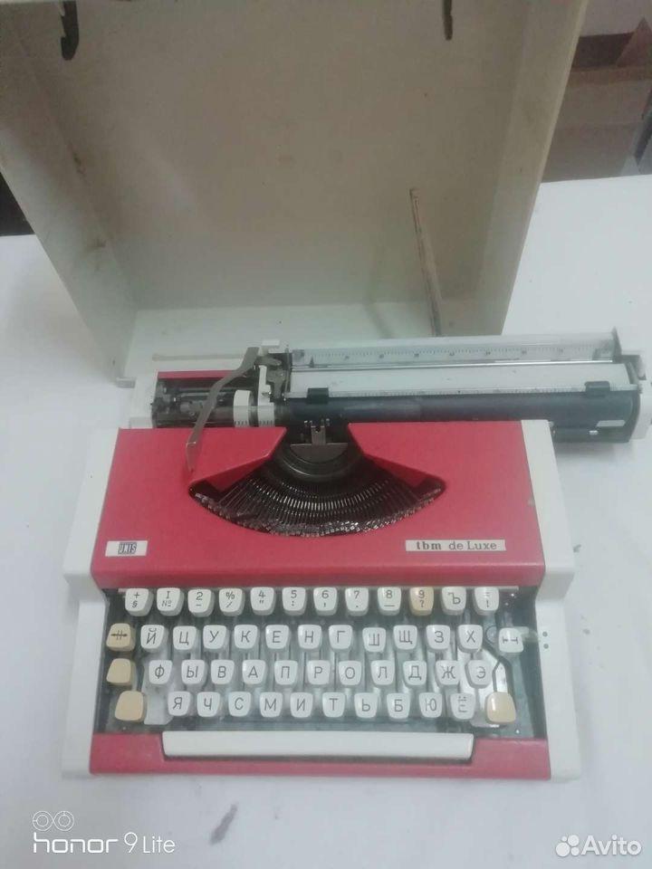 Пишущая машинка  89995002039 купить 1