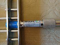 Противоугонное устройство на две педали solex
