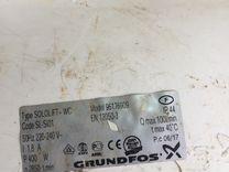 Корпус от насоса Grundfos Sololift+WS