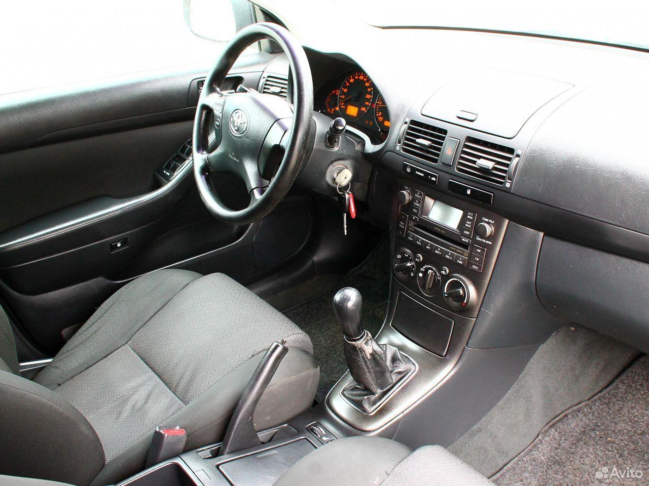 Toyota Avensis, 2008  83432890270 купить 7